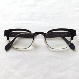 Anne et Valentin Accessories - Anne et Valentin Unisex Eyeglasses PulseA41 Black